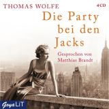 Thomas Wolfe, Die Party bei den Jacks