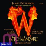 James Patterson, Witch & Wizard: Verlorene Welt